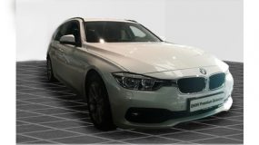 BMW 318d Touring F31